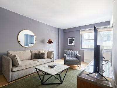 Photo for Sonder | The Nash | Serene 1BR + Rooftop