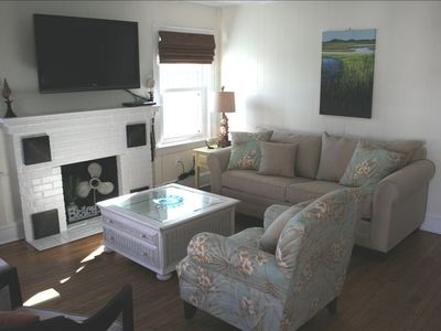 Photo for Oceanside Apartment in the 'Heart of the Beach' Ground Level