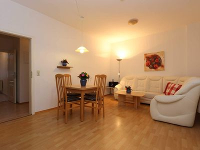 Photo for Apartment 4, 2nd floor, 2 bed rooms, Zinnowitz - Haus Rubert 4-star apartments, near the beach