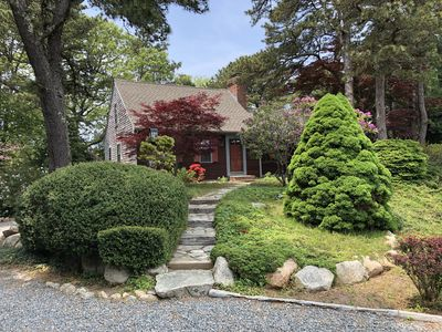 Photo for Cape Cod house in quiet seaside town