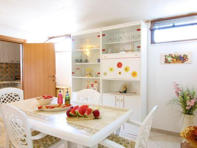Photo for Cotriero Pineta Red  apartment in Taviano with shared terrace & shared garden.