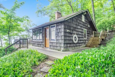 Welcome to the Writer's Cabin