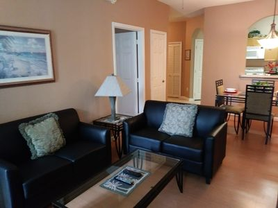 Photo for Luxury 3BR/2BA (Sleeps 2-6) Condo at Windsor Palms from $80/nt