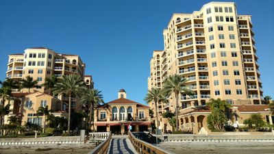 Photo for Luxury Clearwater Beach Condo - Park The Car And Walk To All Attractions!!