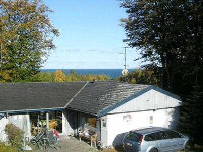 Photo for Quaint Holiday Home near Glesborg with Roofed Terrace