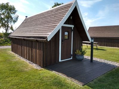 Photo for Camping Without the Toil and Trouble!  Luxury En Suite Glamping Pods, Sleep 4.