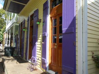 New Orleans cottage