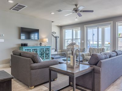 Photo for 4 Sea-Suns: 4 BR / 4 BA house in Gulf Shores, Sleeps 14