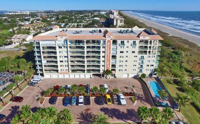 Photo for Luxury Direct Oceanfront Cocoa Beach condo w/Resort Style Amenities