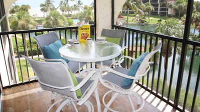 Photo for Pointe Santo D35, ALL NEW and gorgeous condo, sleeps 6, angle view to beach
