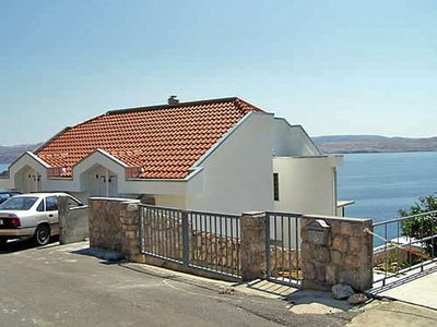 Photo for Great vacation home in Croatia away from mass tourism on the beach