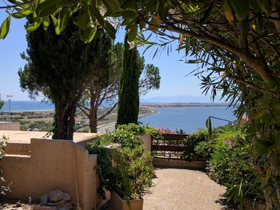 Photo for Leucate Plage panoramic views and comfort