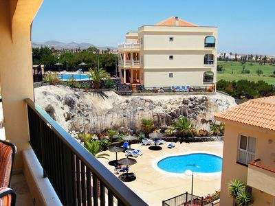 Photo for Ocean Golf & Country Club, Golf Del Sur - quality 1 bed