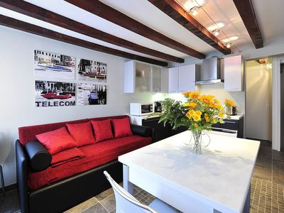 Modern duplex with wi-fi and washing machine, ideal for families and small groups - Arsenale