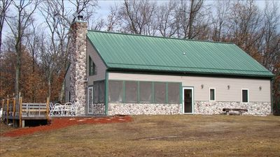 Photo for Location! Castle Rock/WI Dells/Northern Bay, 10 Acres, 5 BR, 2 Bath, Sleeps 20+