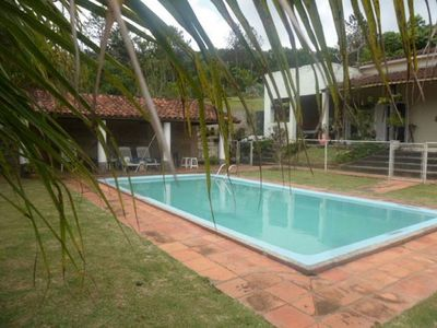 Photo for Ibiúna Promotion - 4 Rooms / Suite / Barbecue / Swimming Pool