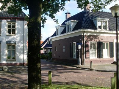 Photo for Attractive Apartment in Drenthe with Terrace