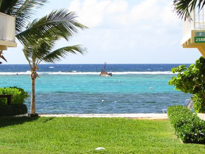 Photo for Stop Your Search-paradise Found!  Caribbean Paradise-600 Ft. of Private Beach!