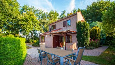 Photo for Schouwse duin 3 holiday home on park with garden and terrace