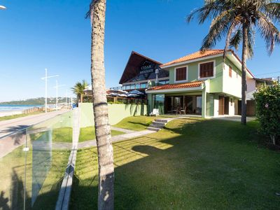 Photo for House for rent 4 bedrooms and 1 suite facing the Sea in Pumps