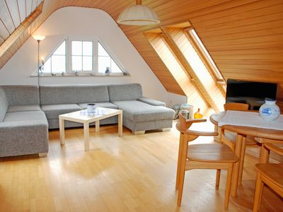 Photo for 3 - Room - Apartment - DEB 011 Pension - directly on the water with boat rental and sauna