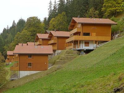 Photo for 3 bedroom Apartment, sleeps 8 in Wengen with WiFi