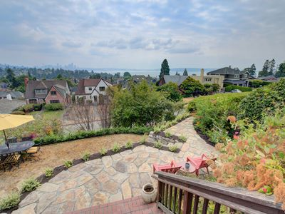 Photo for Luxury View Home in Magnolia & 15 minutes to Downtown Seattle