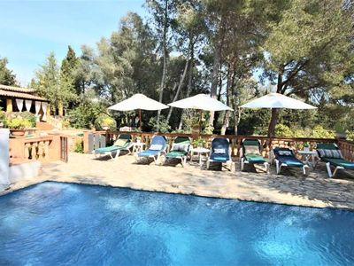 Photo for Holiday house Algaida for 2 - 12 persons with 5 bedrooms - Holiday home