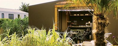 Photo for Camping L'Océan ***** - Maori Tent 2 Rooms 2/4 People