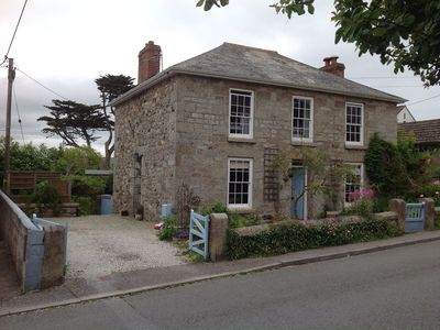 Photo for 1840's Character Cottage in the Village of Lelant Minutes from Porthkidney Beach