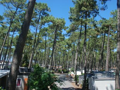 Photo for 3BR Mobile Home Vacation Rental in Messanges - Landes