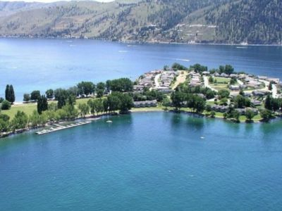 Photo for Lake Chelan Waterfront Home at Wapato Point Resort
