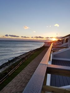 Photo for Ocean Front - Beautiful ocean views from all rooms
