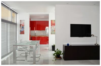 Photo for Luxury apartment with terrace in the old town and close to La Alameda