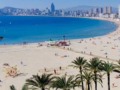 Photo for 1BR Bungalow Vacation Rental in Benidorm, Comunidad Valenciana