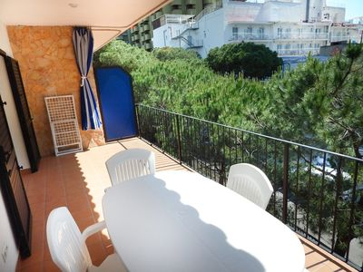 Photo for Platja d'Aro Apartment 2nd line sea - first floor 10