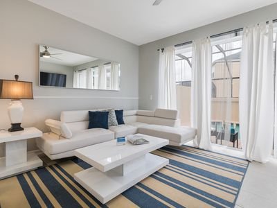 Photo for Contemporary Bliss | 3 Bed Town home with Kids Bedroom and Near to Clubhouse