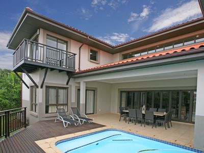 Photo for ZIMBALI COASTAL RESORT - 5 BEDROOM HOME