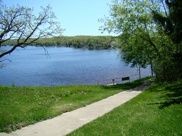 Pike Lake, Wisconsin, Verenigde Staten