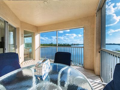 Photo for Watch the dolphins play!  Incredible 3br/2ba condo with  ultimate view and local