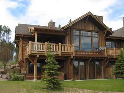 Photo for 7 Day Summer Cancellation/Escape to The Eagle's Nest-Views+ski-in/out luxury
