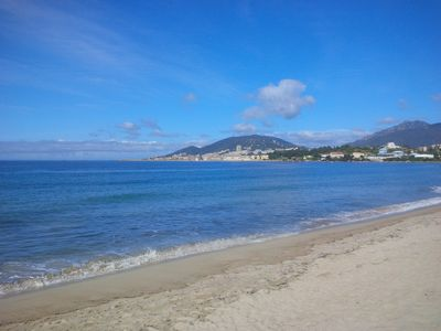 Photo for T1 quiet South Very Close to amenities 5 minutes from the beach. 220-300 euros / week