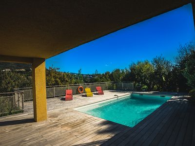 Photo for LUXURY VILLA RECENT 190 M2 NEW SWIMMING POOL, WIFI, WITHOUT OPPOSITE, 10 PEOPLE
