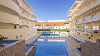 Photo for 2 bedroom apartment right in the middle of Vilamoura