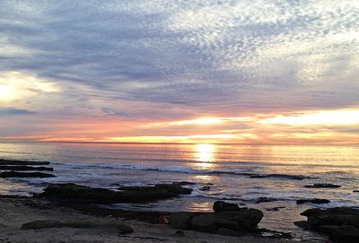 """The """"Sunset"""" in Sunset Cliffs"""