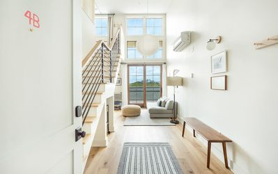 Photo for Stay with Lucky Savannah: Loft Style Apartment with Private Balcony