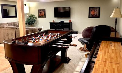 Photo for Location! Game Room, Grill, State Park, Fenced Yard, Rec Ctr, 6 Bedrooms!