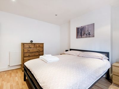 Photo for London New Apartment With Private Garden