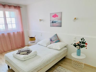Photo for Beautiful 2-room apartment in Guéthary access BEACH VILLAGE SHOPS on foot!