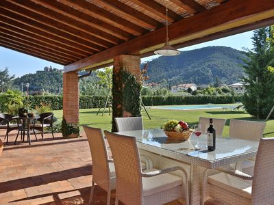 Photo for Villa in Lucca with 4 bedrooms sleeps 8